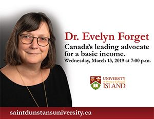 St-Dunstan's-DR.-Evelyn-Forget-Lecture-Poster
